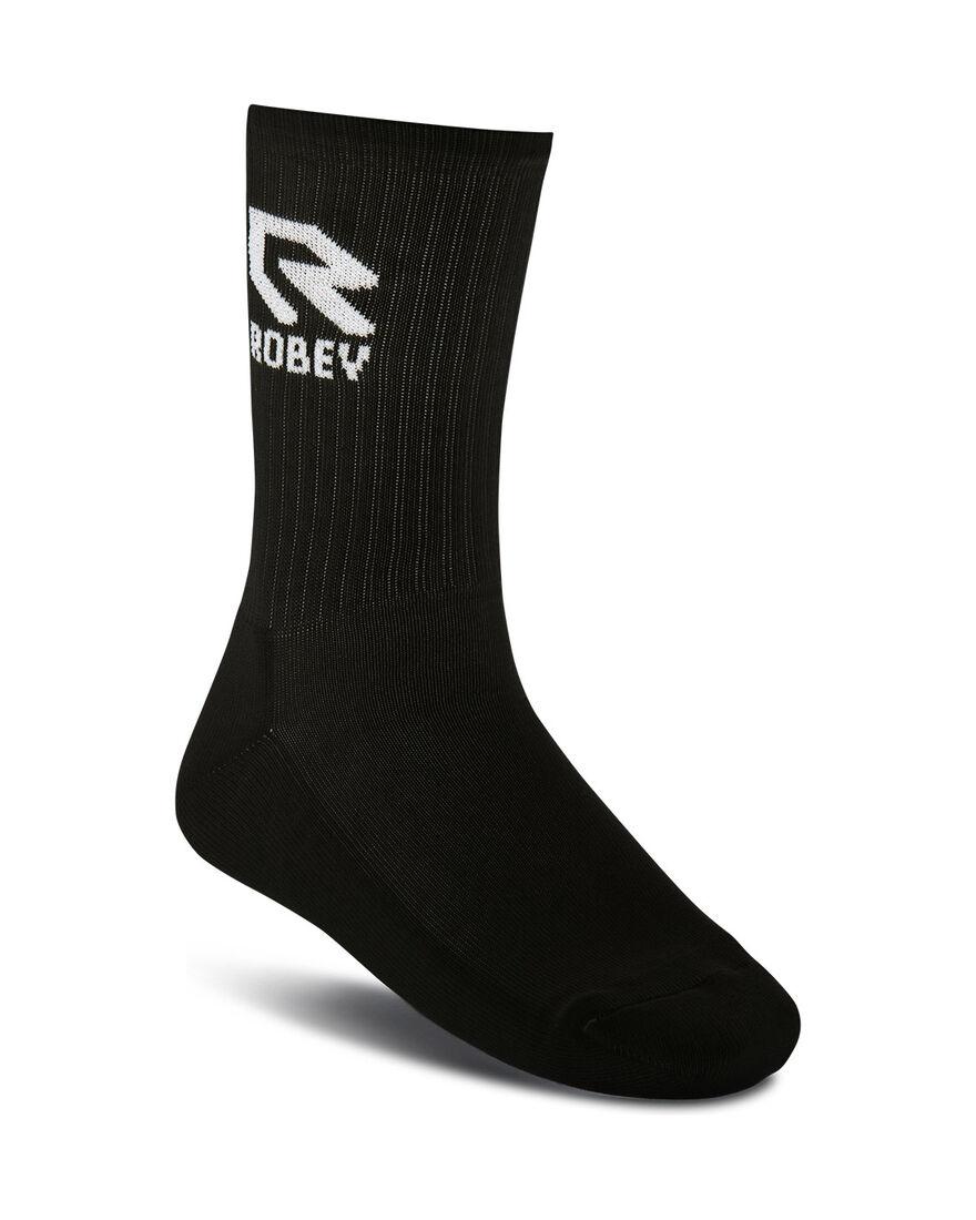 Sport Socks, Black, hi-res