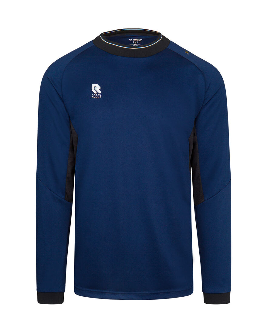 Victory Shirt LS, Navy, hi-res