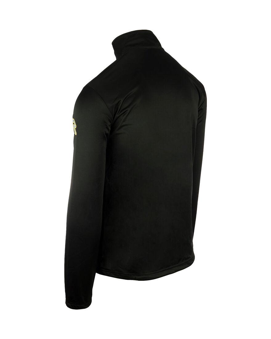 Premier Semi Zip, Black, hi-res