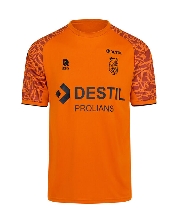Willem II Performance Training Shirt 2021-2022