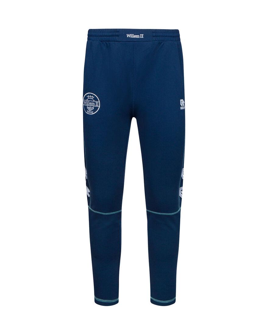 Willem II Performance Pants 20/21, Navy/Mint, hi-res