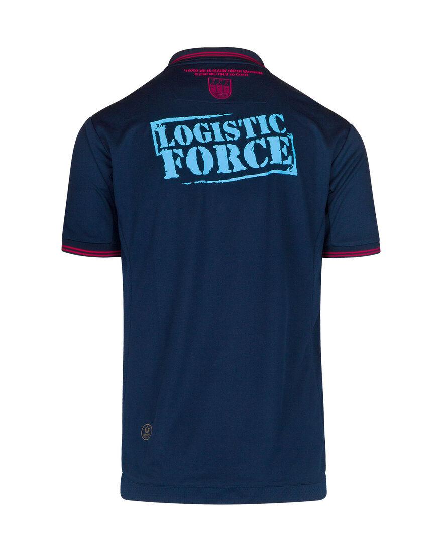 Willem II Match Shirt 20/21 SS, Navy, hi-res