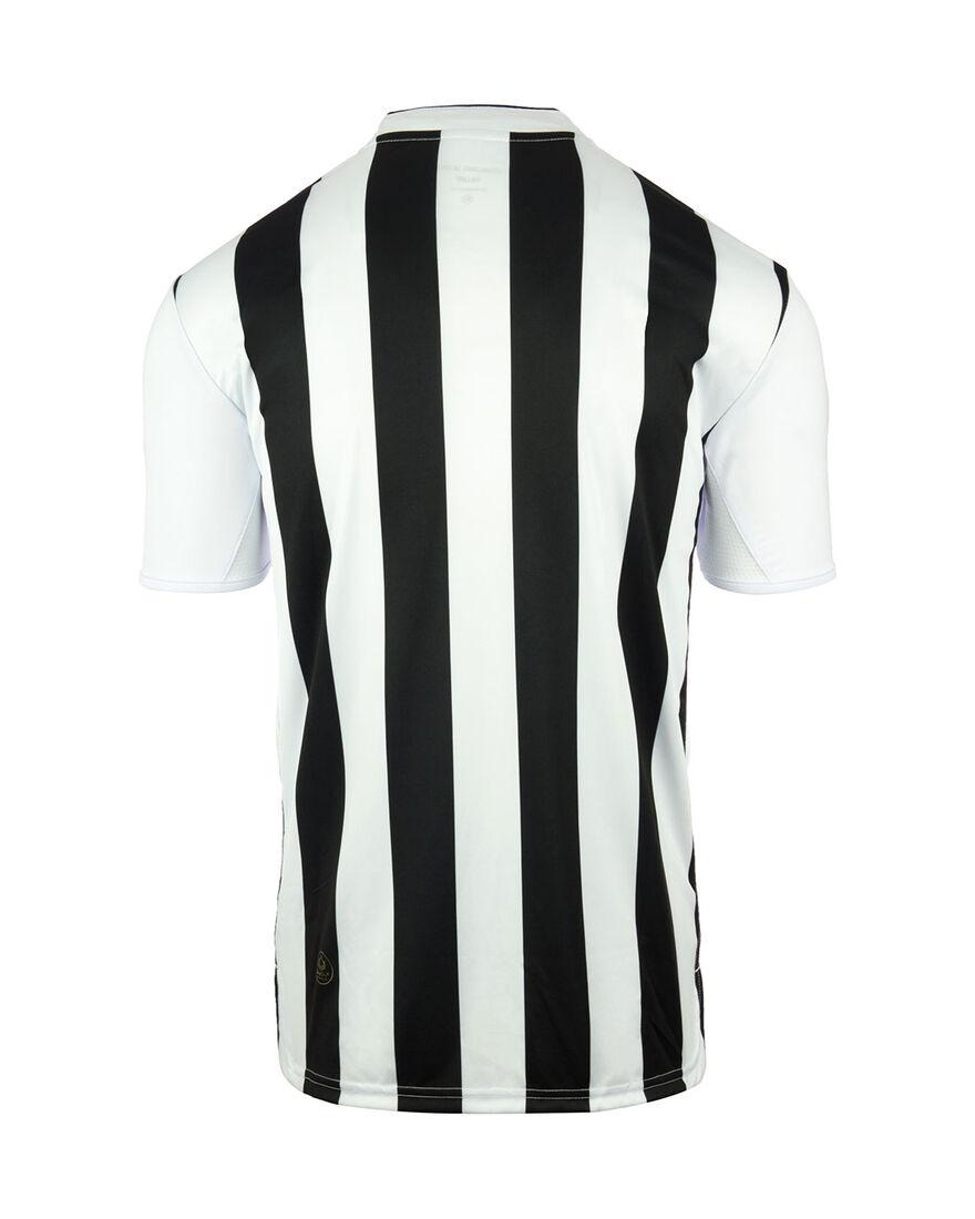Shirt Winner SS, Black/White Stripe, hi-res