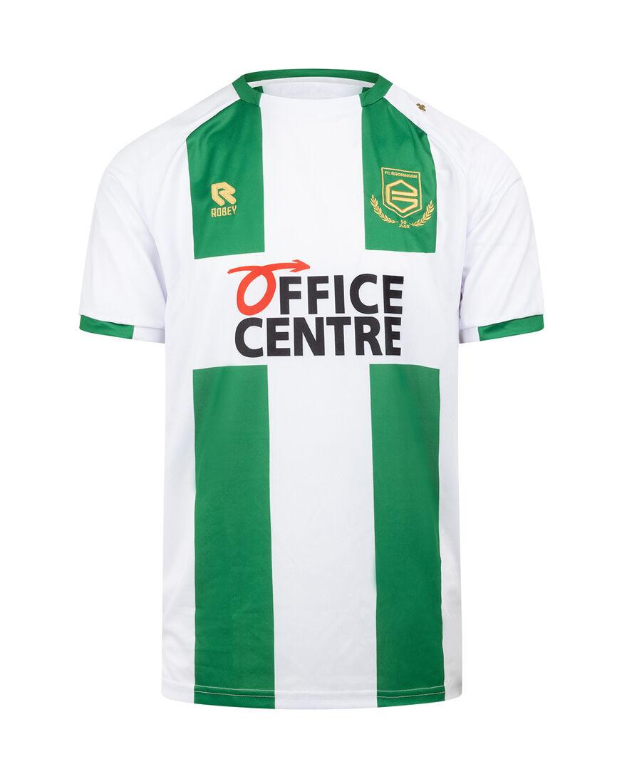FC Groningen Match Shirt 21/22 SS, --, hi-res