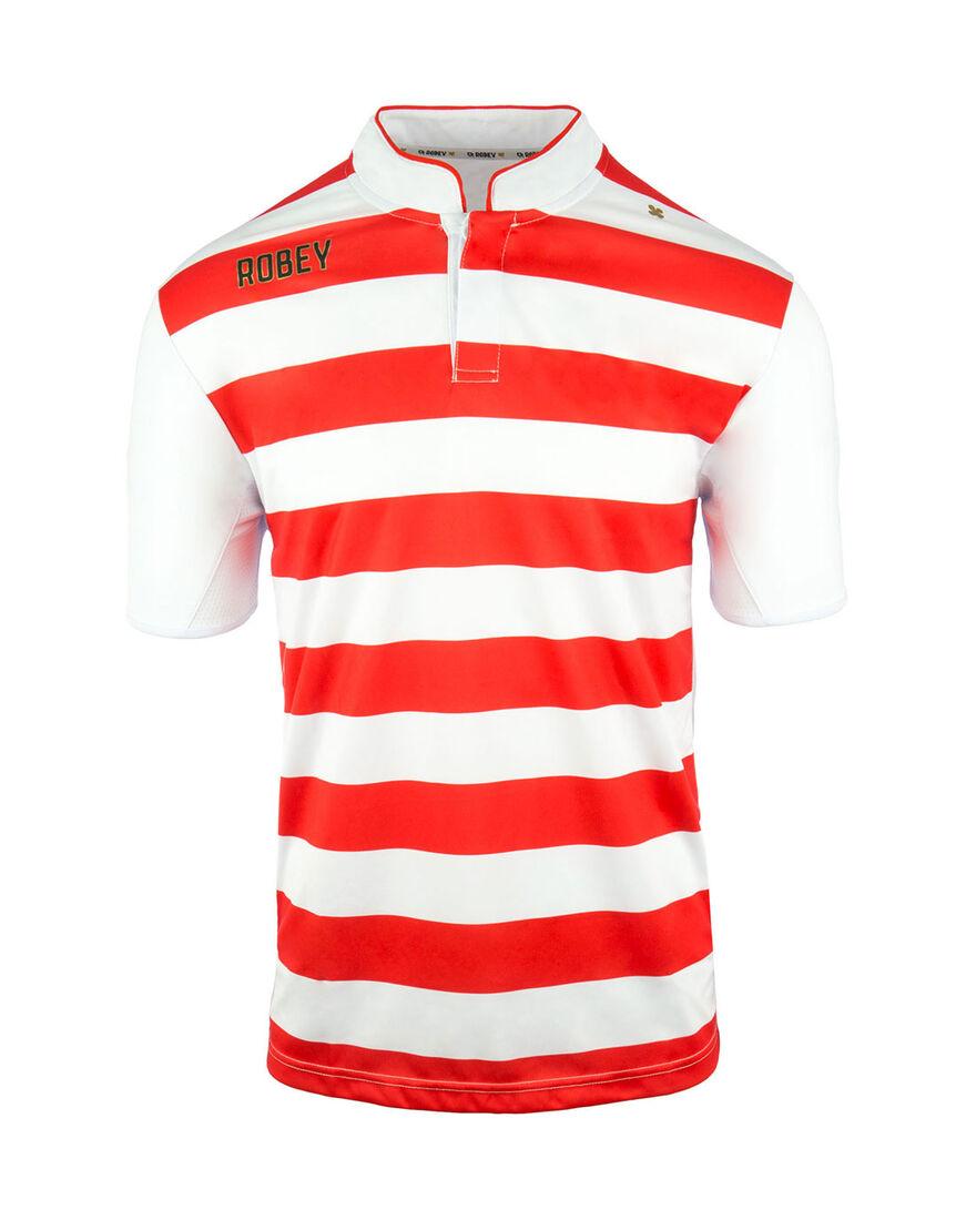 Shirt Legendary SS, Red/White Stripe, hi-res