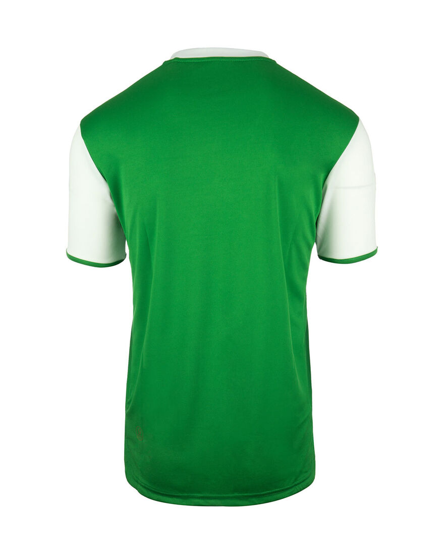 Shirt Icon, Green/White Sleeve, hi-res