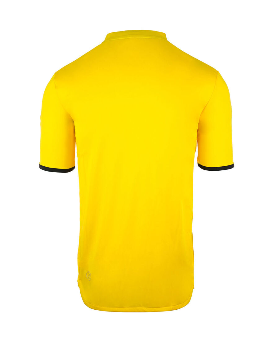 Shirt Hattrick SS, Yellow, hi-res