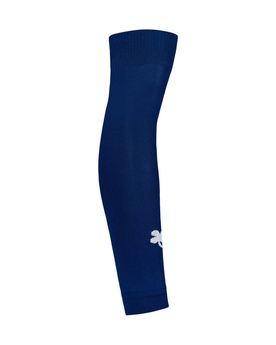 Footless Socks, Navy, hi-res