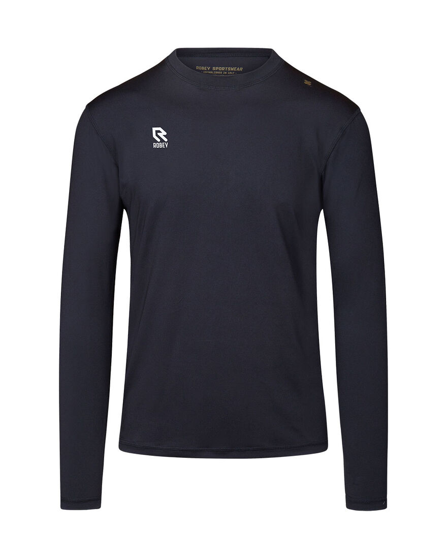 Baselayer Top, Black, hi-res