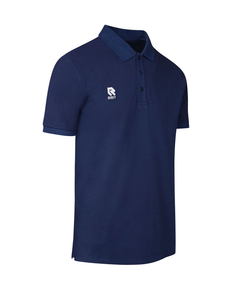 Off Pitch Polo, Navy, hi-res