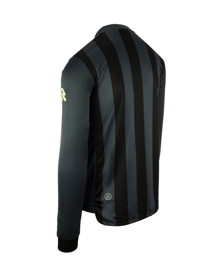 Shirt Winner LS, Black Stripe, hi-res