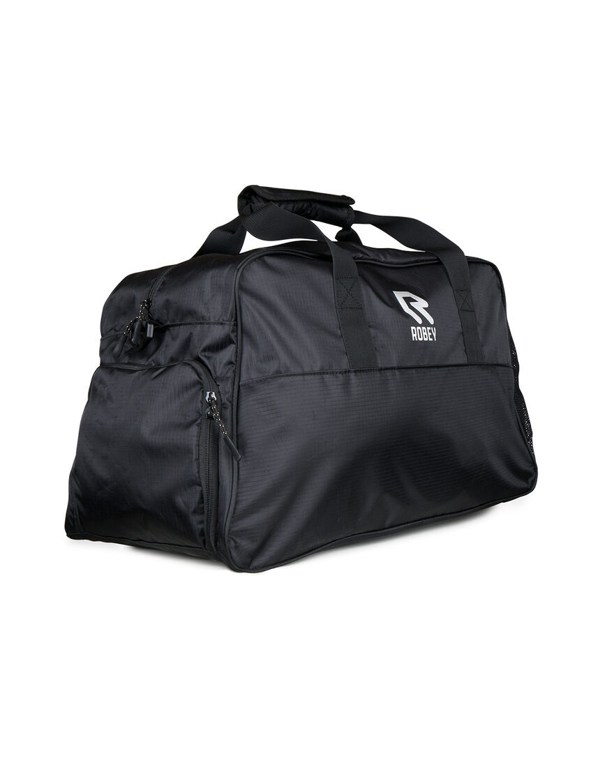 Performance Duffel Bag, Black, hi-res