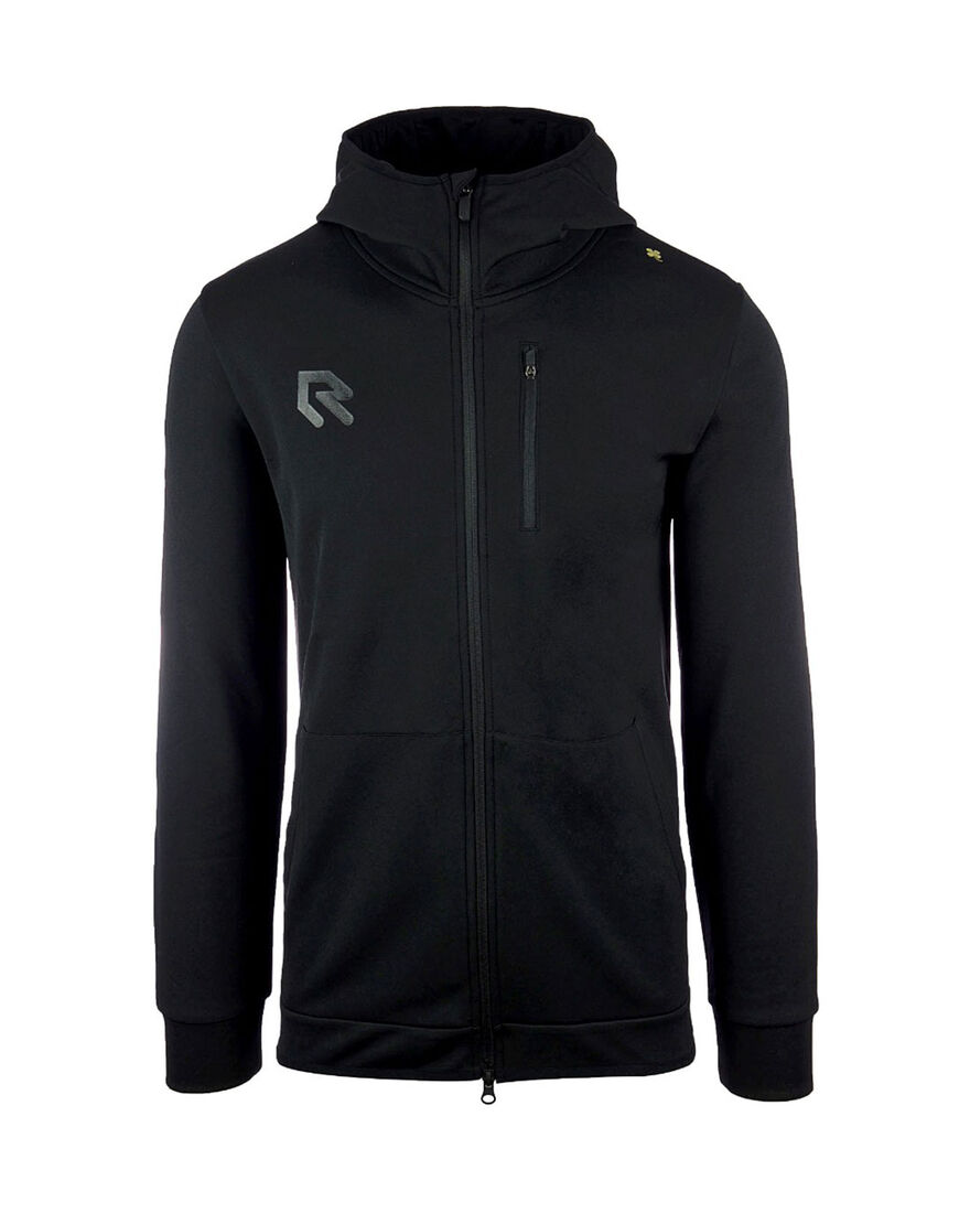 Crossbar Track Jacket, Black, hi-res