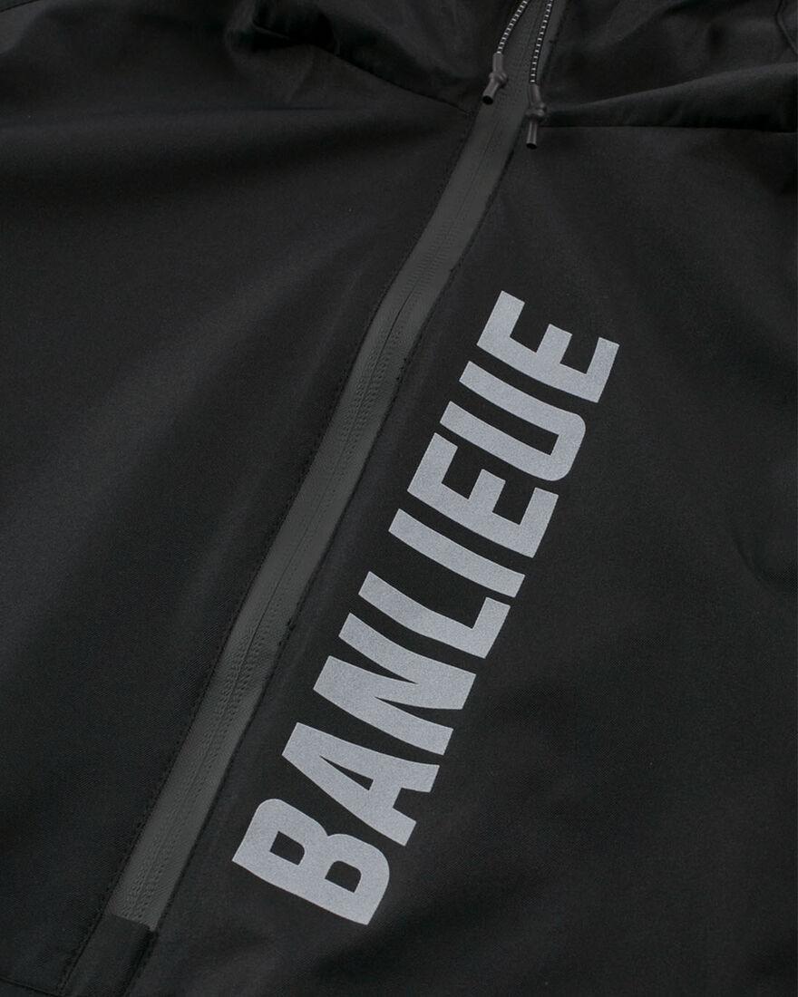 Robey x Banlieue Anorak'20 - Black/Green, Black/Green, hi-res