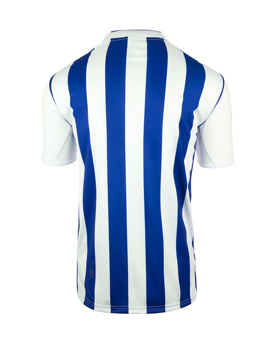 Shirt Winner SS, Blue/White Stripe, hi-res