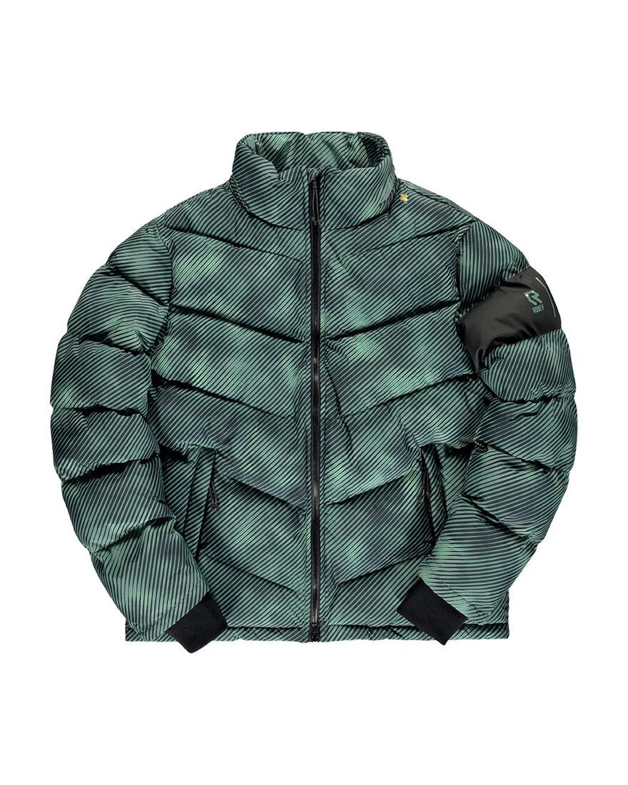 Robey x Banlieue Padded Jacket - Green, Green, hi-res