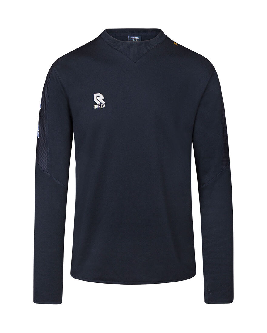 Performance Sweater, Black, hi-res