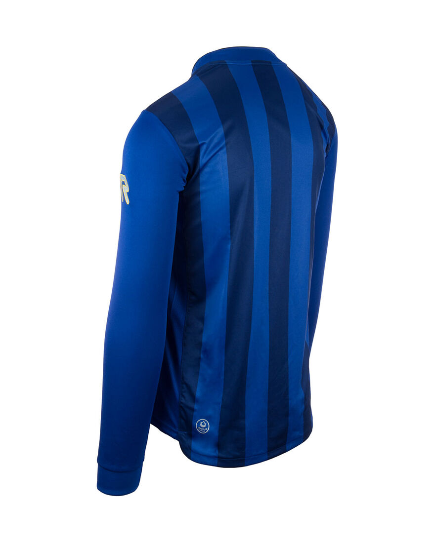 Shirt Winner LS, Blue Stripe, hi-res