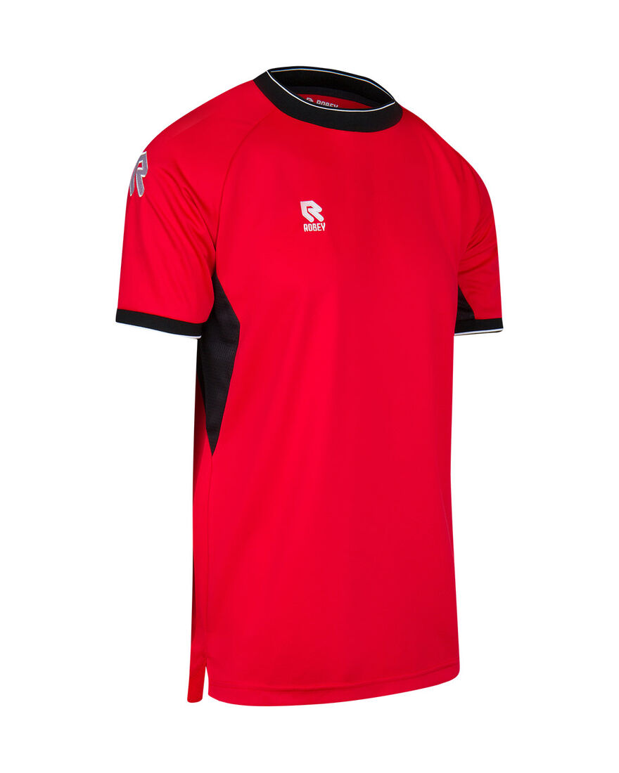 Victory Shirt SS, Red, hi-res