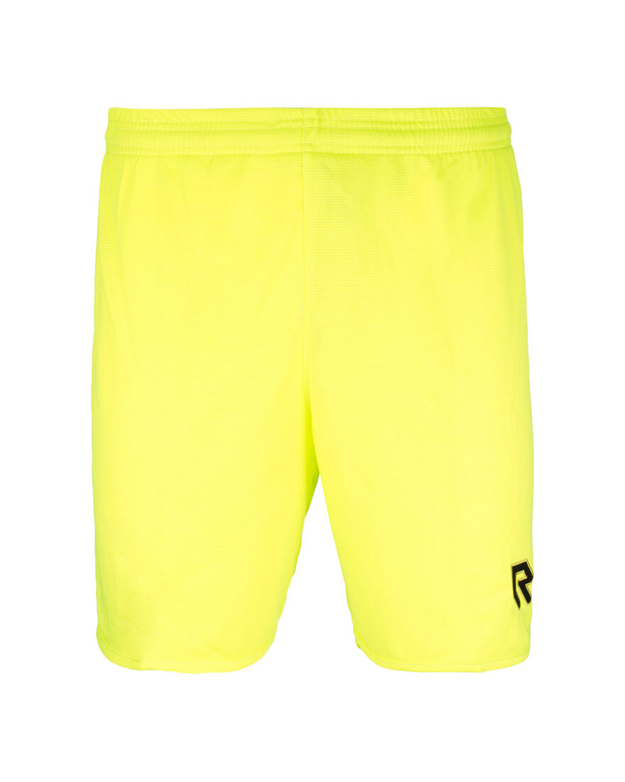 Shorts Backpass, Neon Yellow, hi-res