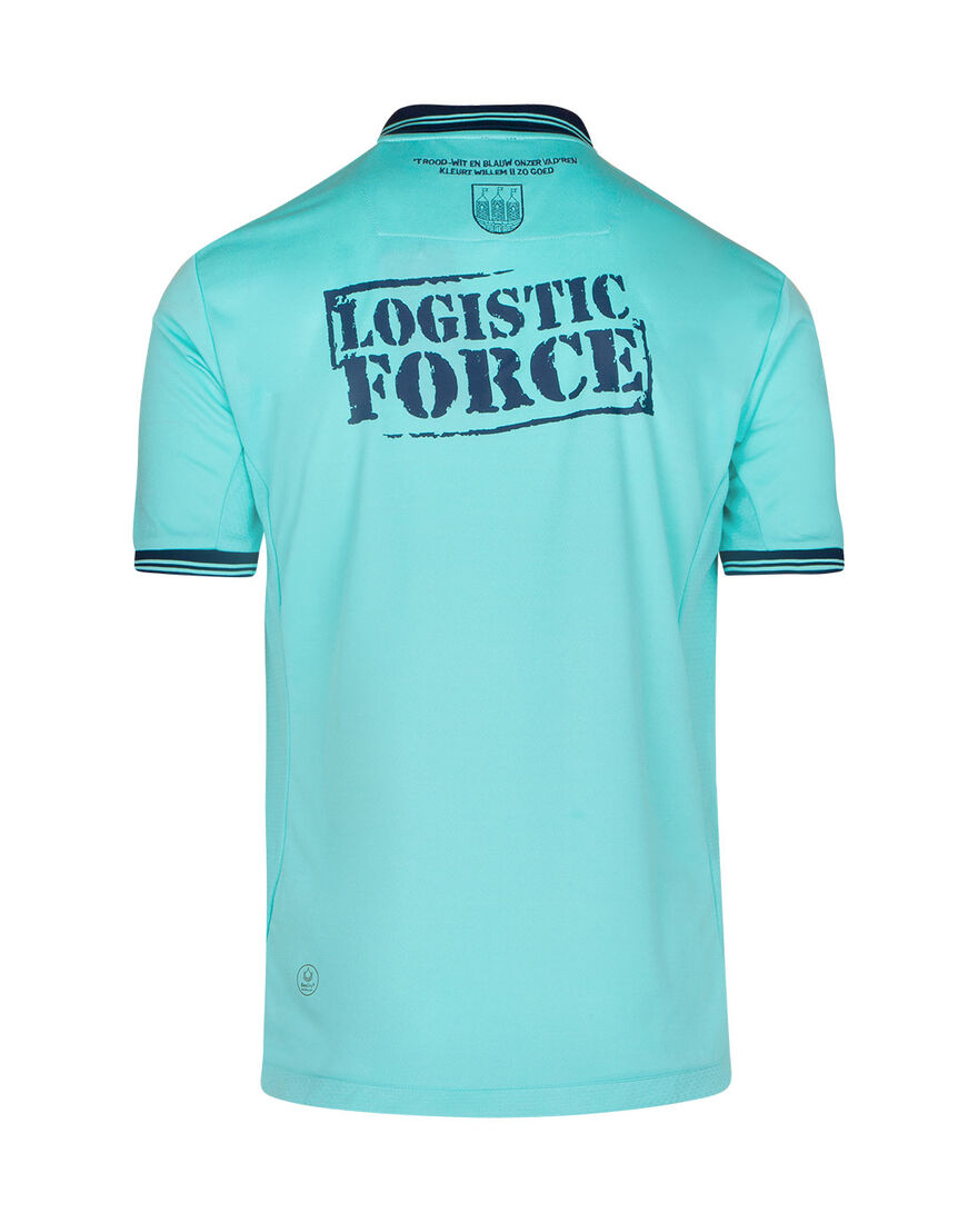 Willem II Match Shirt 20/21 SS, Mint, hi-res