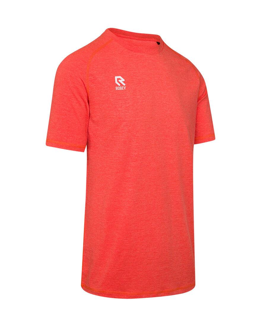 Gym Shirt, Coral, hi-res
