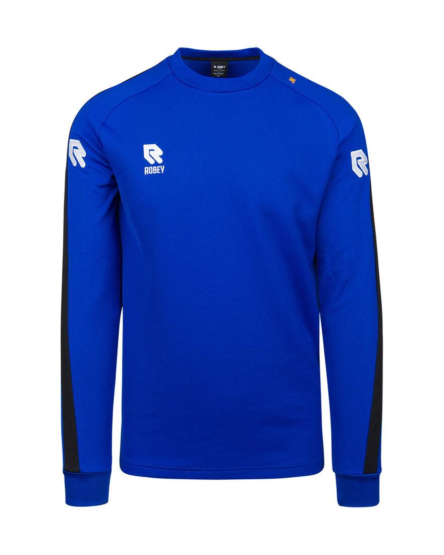 Counter Sweater, Royal Blue, hi-res