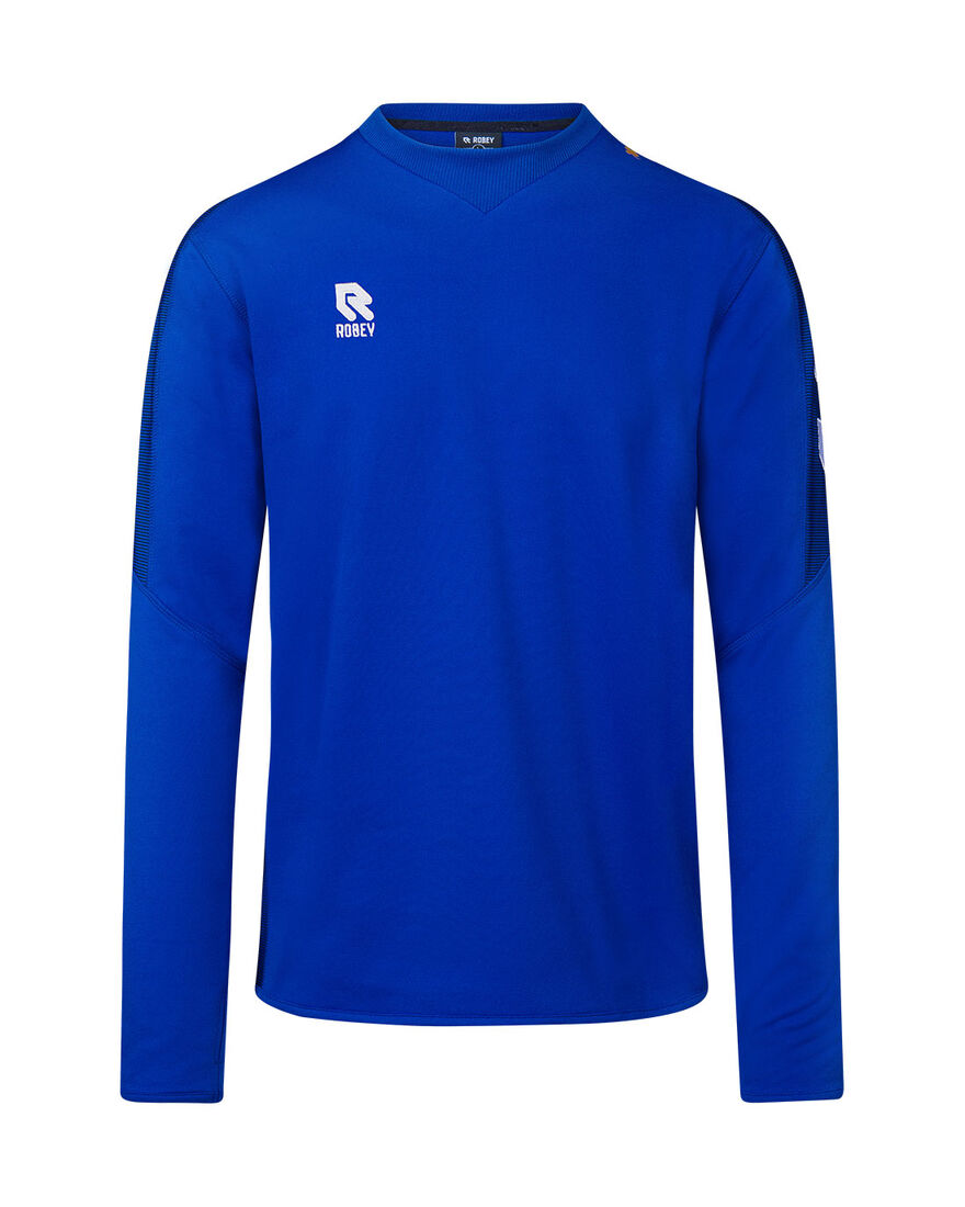 Performance Sweater, Royal Blue, hi-res