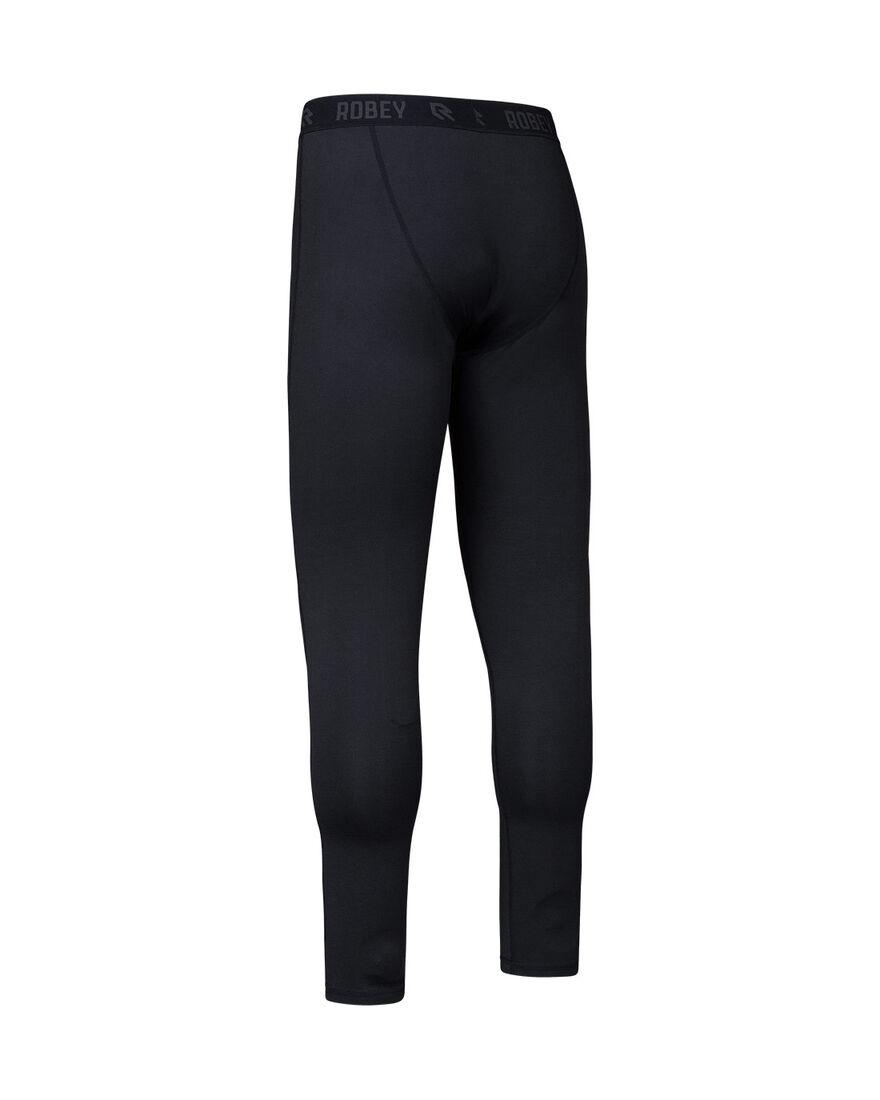 Baselayer Pants, Black, hi-res