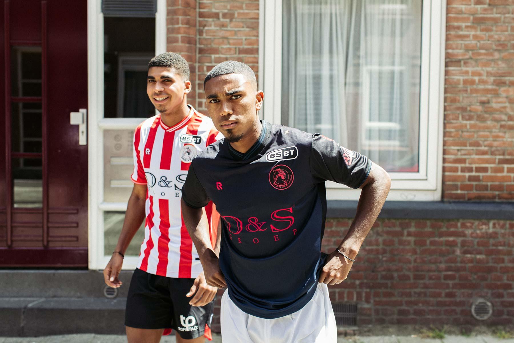 Sparta Rotterdam x Robey