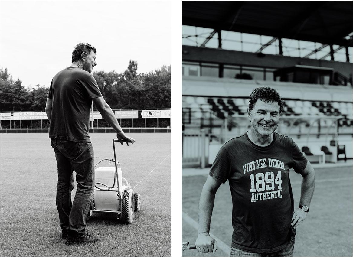 Rijnsburgse Boys x Robey